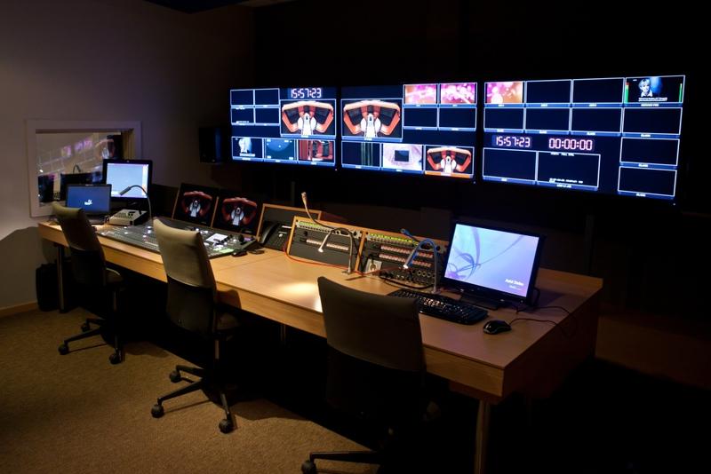 Production Studios Videohouse Studio 1 Live Production Tv