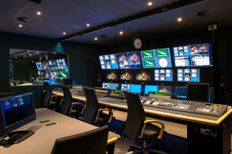 Pinewood Studios Group Chooses Calrec Audio For Television