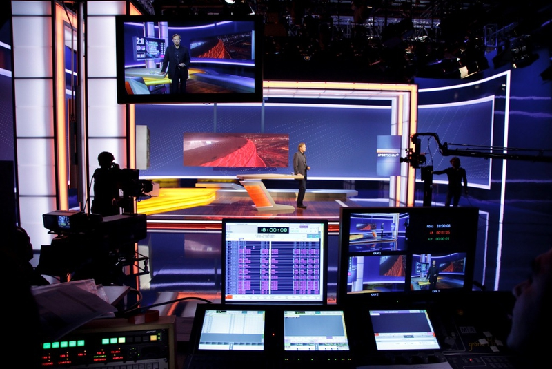 Production Studios Wdr Hd Central Production Gallery