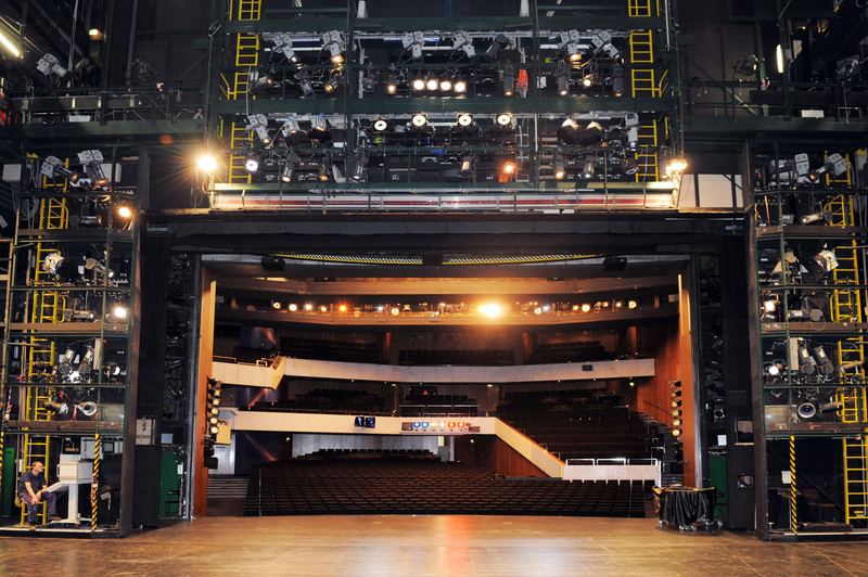 Bonn Opera House From Start To A Cutting Edge Stage