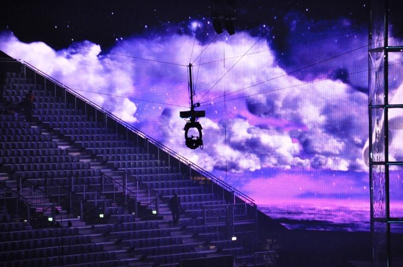 Eurovision song contest broadcast live webcam
