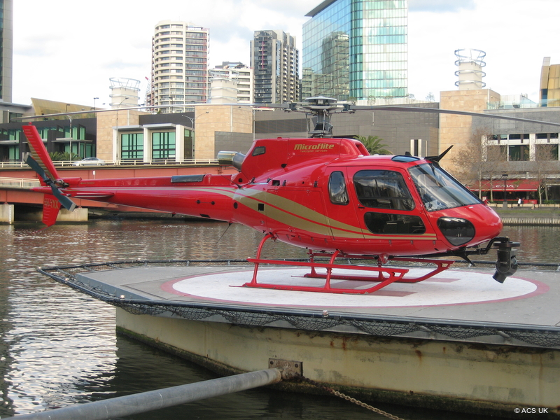 Helicopters Aerial Camera Systems