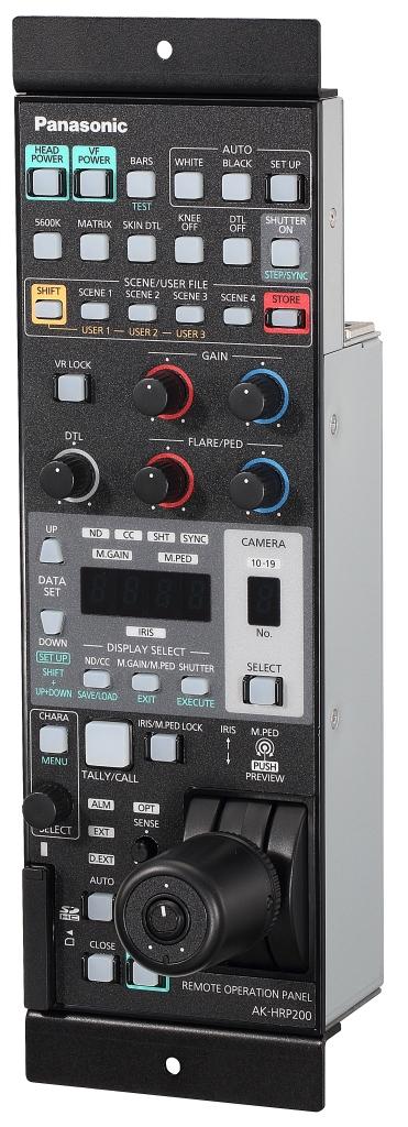 Panasonic Ak Hc3800 Uk Debut Of Cost Effective Studio