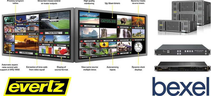 Bexel : Two-Million-Dollar Deal with Evertz   LIVE-PRODUCTION TV