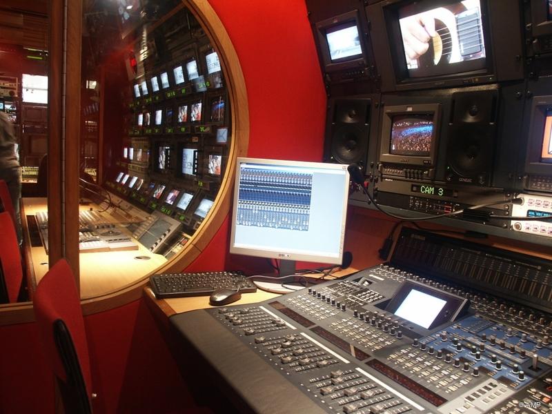 Ob Trucks Amp Visual Tv Optimum 9 Live Production Tv