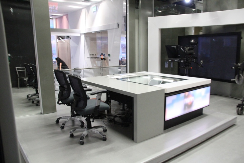Channel 10 News Becomes First Studio in Israel to Use ETC Source