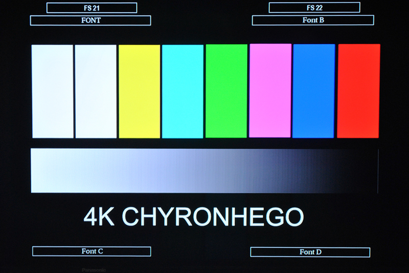 ChyronHego's Mosaic™ XL and Lyric™ PRO Power Graphics for