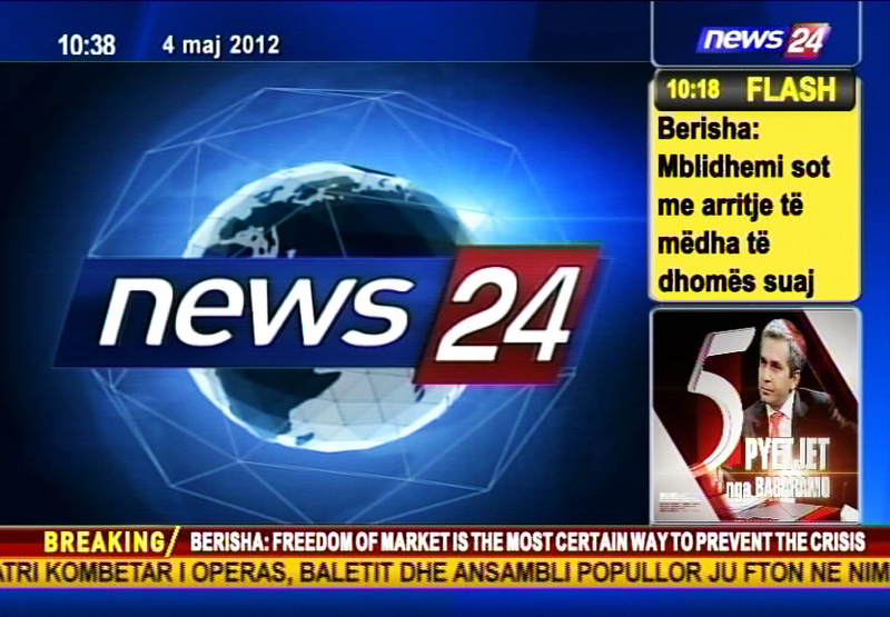 Albania's News 24 Streamlines Graphics Capabilities With