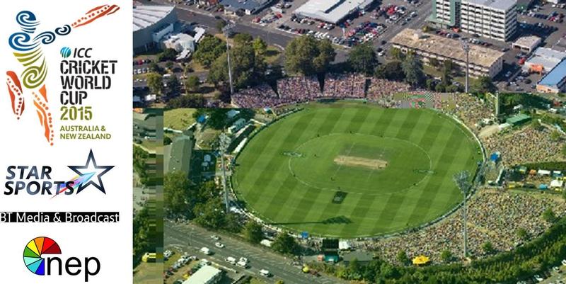 Nep Australia And Bt Partner In World First Live 4k Cricket