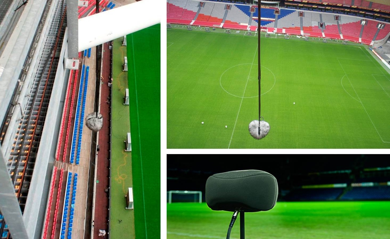 DPA Microphones Helps UEFA Deliver the Roar of the Crowd