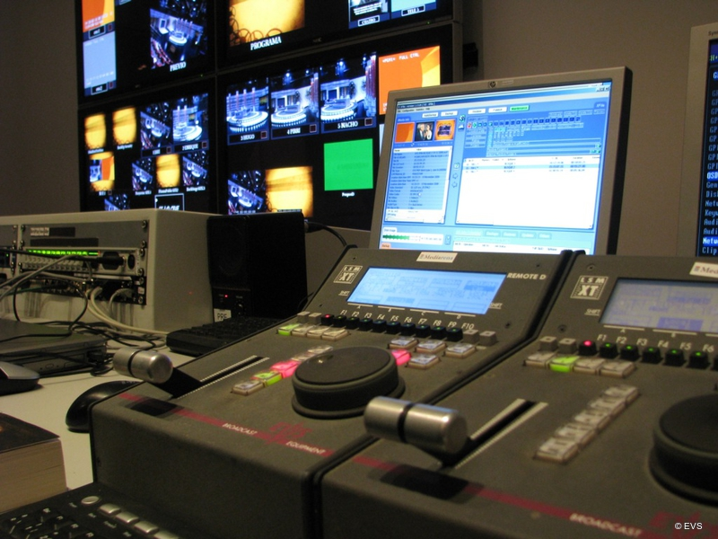 Evs Strengthens Its Live Sports Graphics Analysis