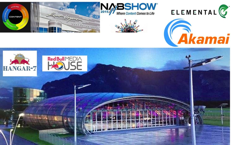 Multi Platform Media Leader To Stream Live 4Kp60 HEVC Content With  MPEG DASH From Salzburg, Austria To The Show Floor At NAB