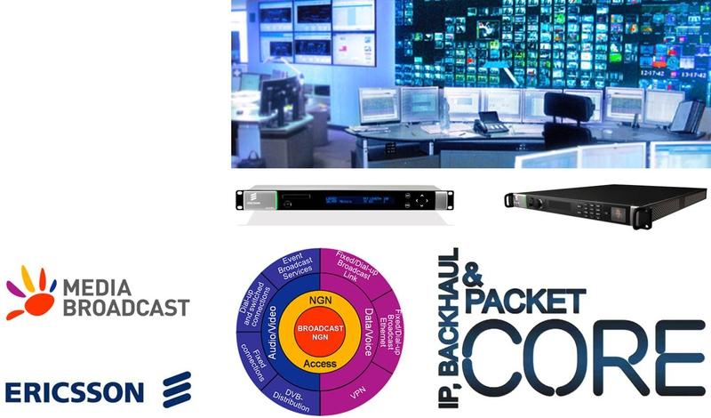 Media Broadcast Migrates to Ericsson All-IP Broadcast