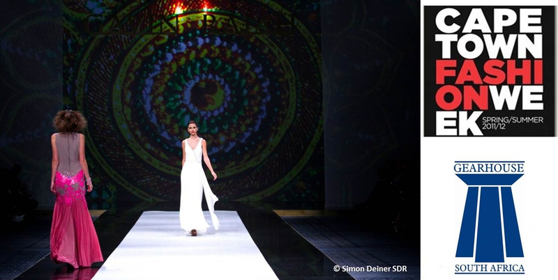 Gearhouse Supplies Full Technical Production For Cape Town Fashion Week 2011 Live Production Tv