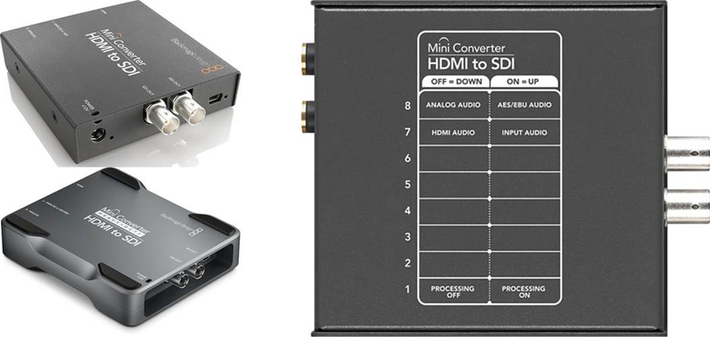 Blackmagic Design Announces New Low Price for HDMI and