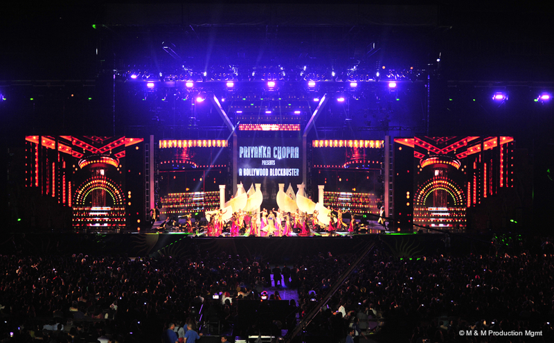 SGM XC-5 at the 2014 IIFA Awards   LIVE-PRODUCTION TV