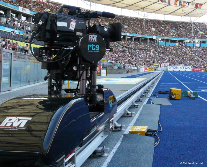 Specialist Cameras Rts Live Production Tv