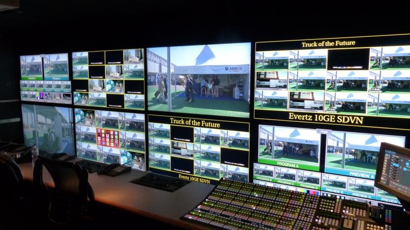 Ob Trucks Lyon Video Unit 14 Hd Live Production Tv