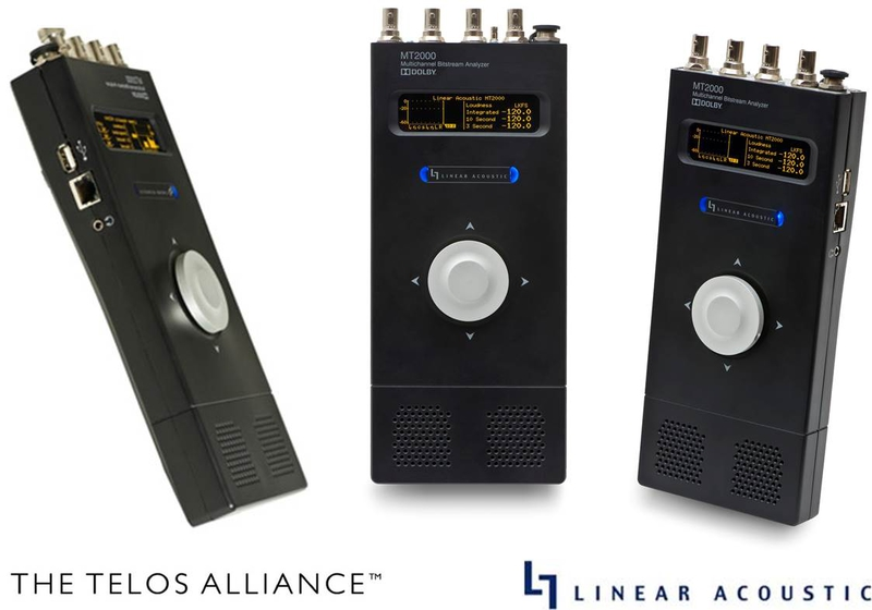 Linear Acoustic Introduces the MT2000™ Multichannel