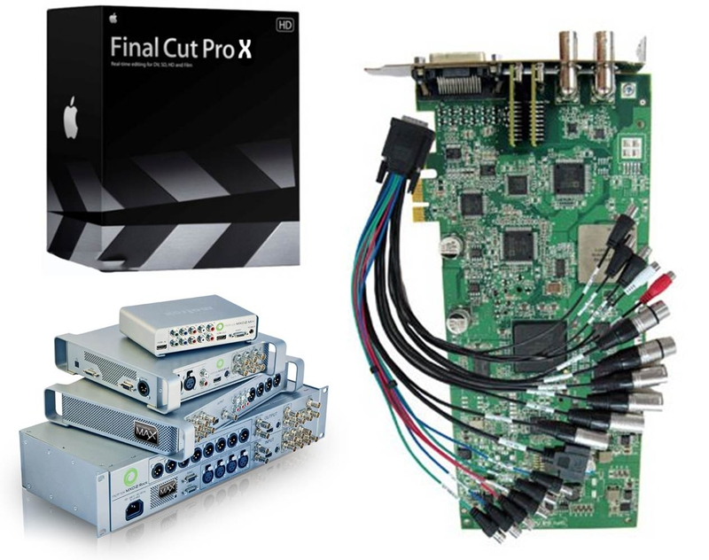 Drawing Lines In Final Cut Pro : Matrox releases support for final cut pro live