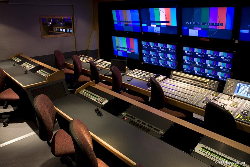 The First Tv Production Truck Dedicated To 3d Live Production Tv