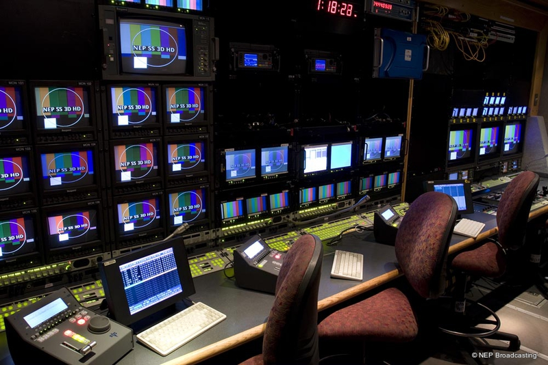The first TV production truck dedicated to 3D | LIVE ...