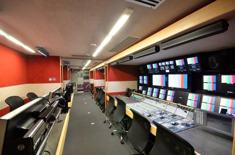 Ob Trucks Astro Ob1 Live Production Tv