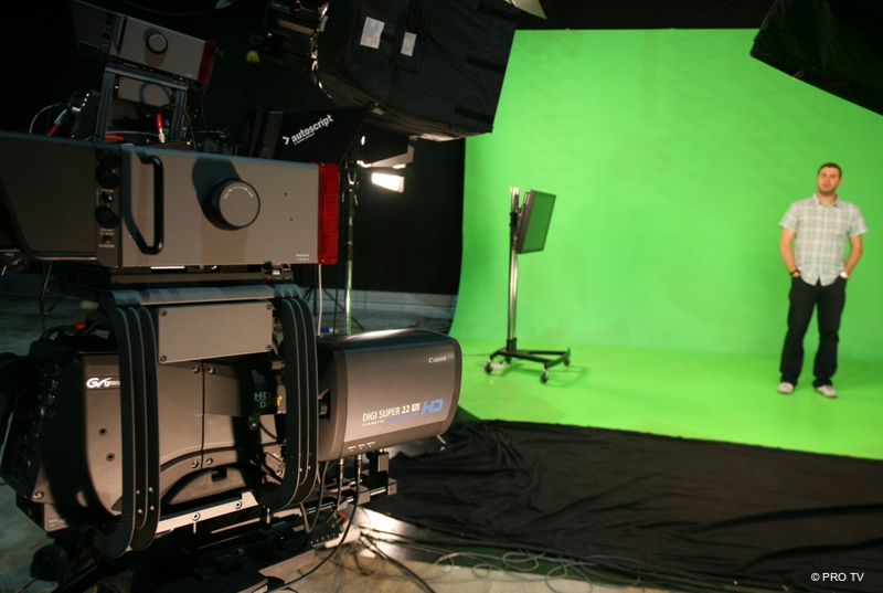 Production Studios Pro Tv Hd Studio 1 Live Production Tv
