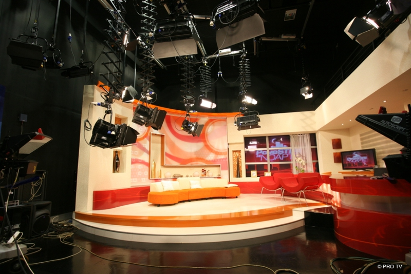 Production Studios Pro Tv Hd Studio 1 Live Production Tv