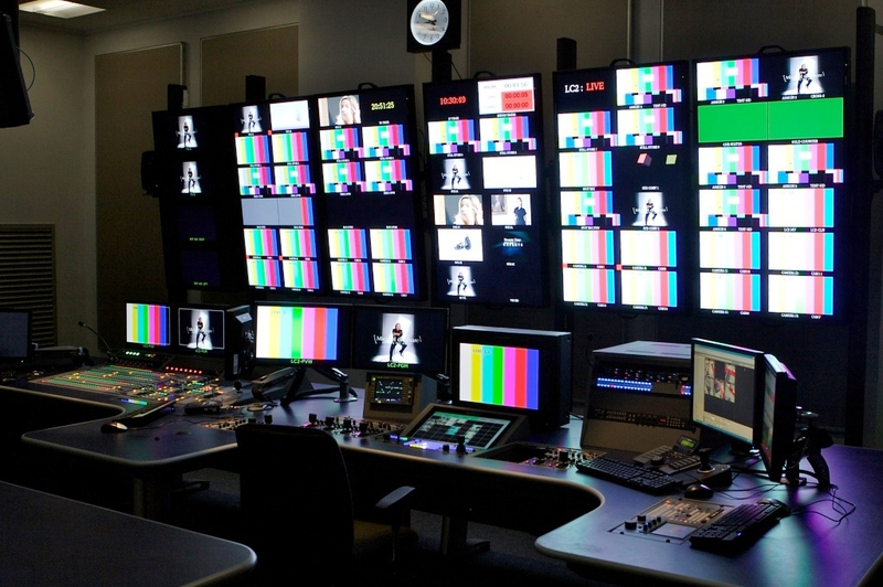 Tsl Completes Fully Assignable Studios For Qvc Italy Live Production Tv