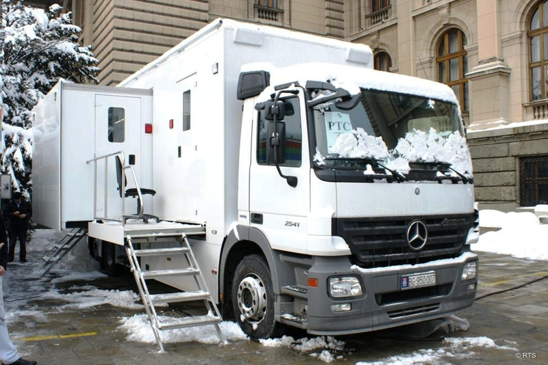 OB Trucks: RTS HD1   LIVE-PRODUCTION TV