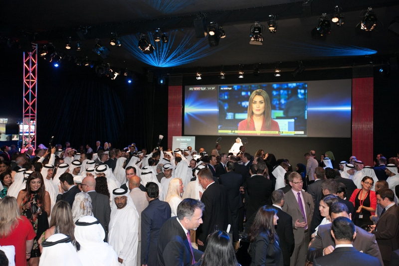 Sky News Arabia Launches Across the Arab World | LIVE