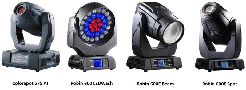 Robe 600 wash