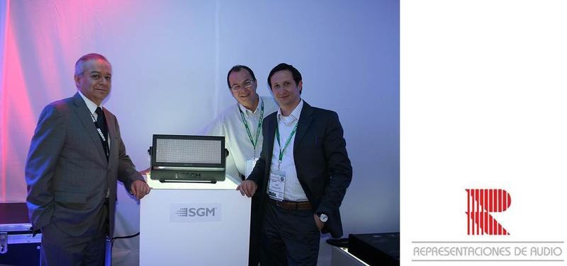 SGM Appoints Rep  de Audio as Mexican Distributor   LIVE-PRODUCTION TV