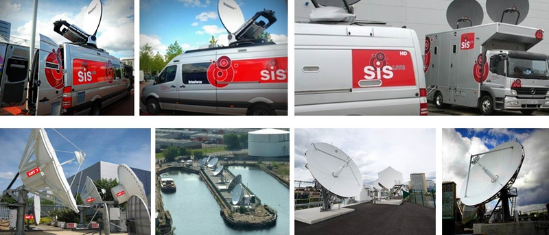 SIS LIVE Signs Ground Breaking Ka Band SNG Contract with ITV and ITN