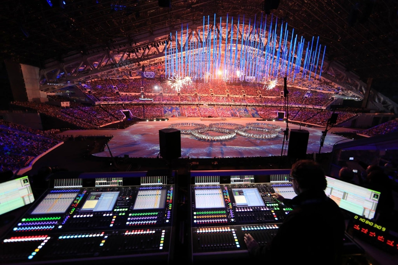 DiGiCo Consoles Play Major Role in Olympics Audio | LIVE-PRODUCTION TV