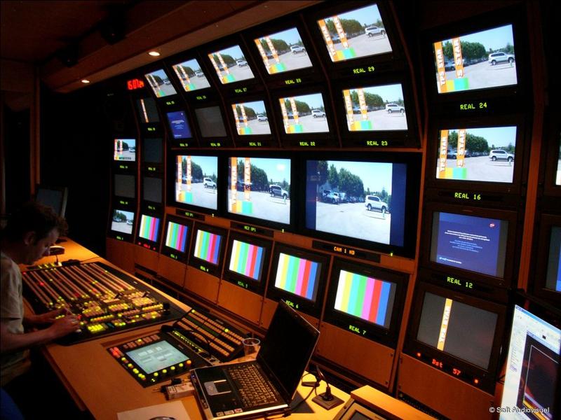 Ob Trucks Amp Visual Tv Millenium 5 Live Production Tv