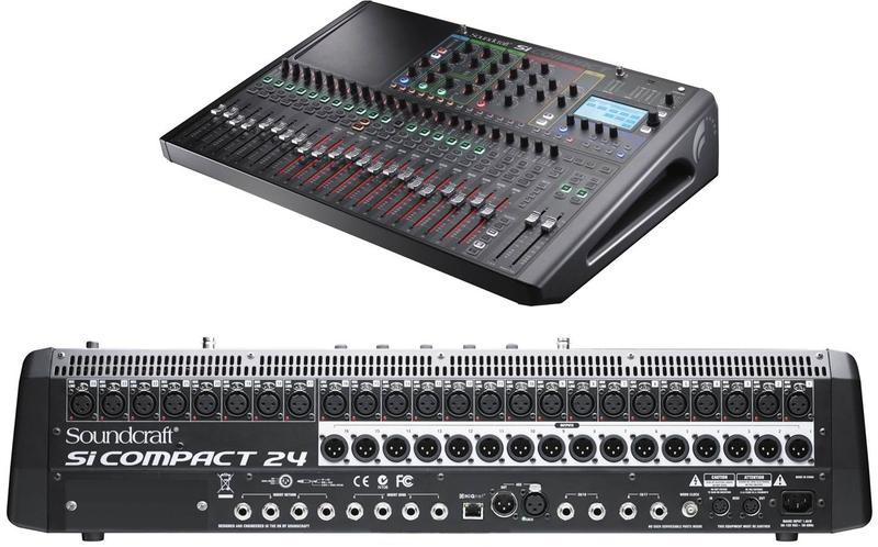 soundcraft si compact 24 manual