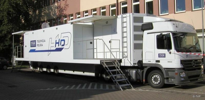 Ob Trucks Tvp Hd1 Live Production Tv