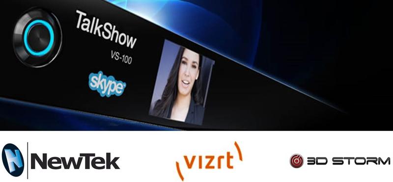 NewTek Unveils TalkShow | LIVE-PRODUCTION TV