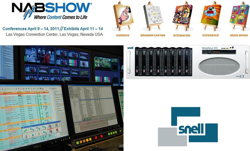 New Range of Channel-in-a-Box Solutions from Snell | LIVE-PRODUCTION TV