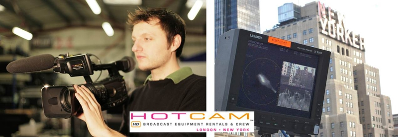 HotCam Adds BBC-Approved Canon XF305s to Rental Fleet
