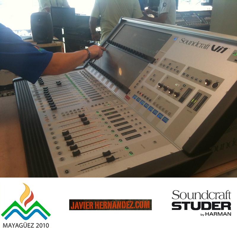 Javier Studios Deploys Soundcraft Si3 And Vi1 Digital Consoles For ...