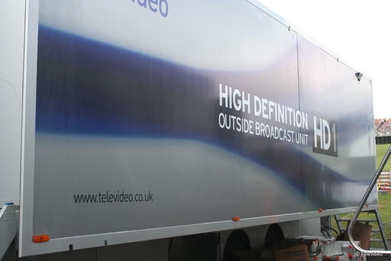 Ob Trucks Televideo Hd1 Live Production Tv