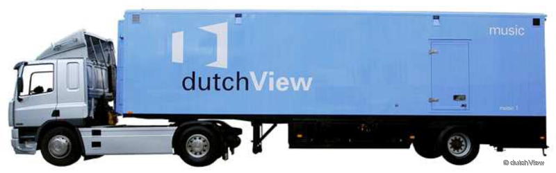 Surround Sound: NEP dutchView Music 1 | LIVE-PRODUCTION TV