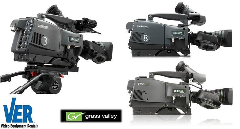 VER Strengthens Inventory with New Grass Valley HD Live ...