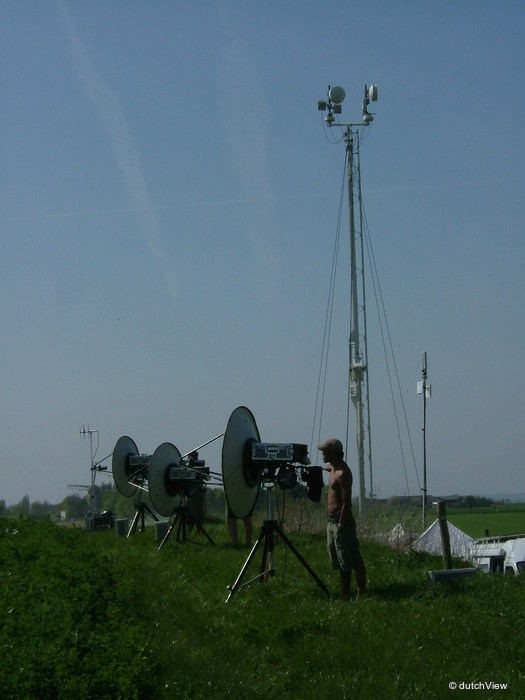 Wireless Solutions: NEP dutchView MBS | LIVE-PRODUCTION TV