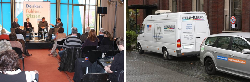 dugan-my16 goes mobile with heinen studios | live-production.tv - Mobili Tv Yamaha