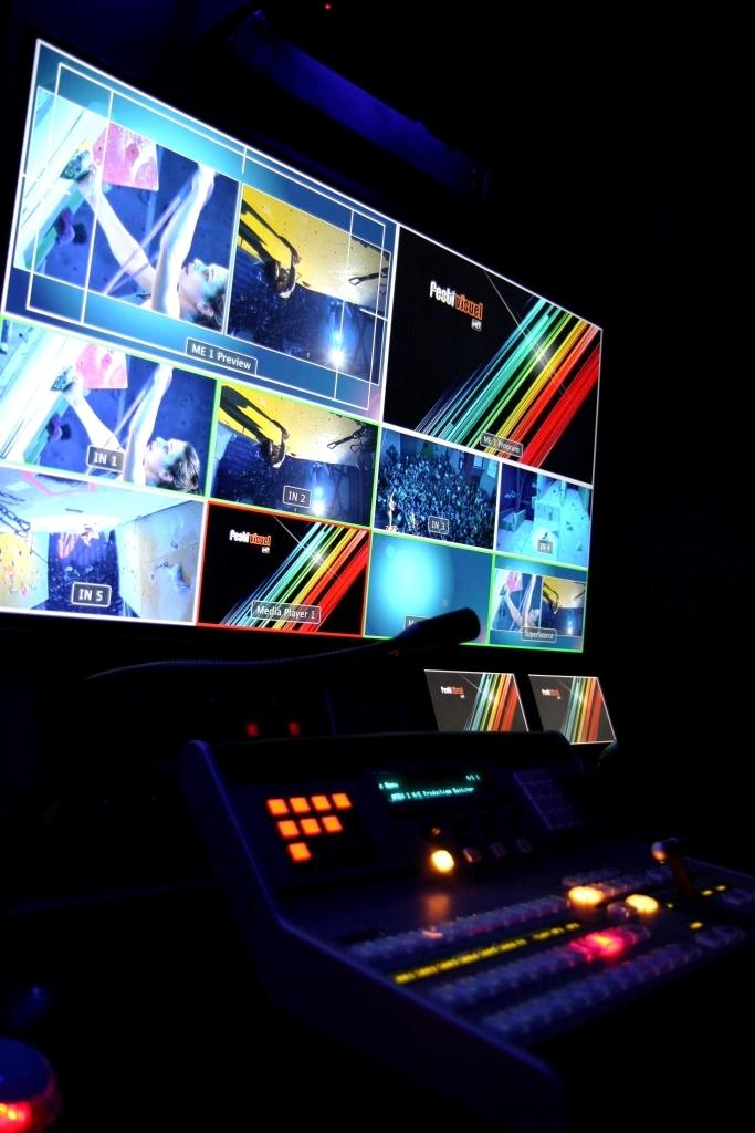 Ob Trucks Festivisuel Car Regie Hd Live Production Tv