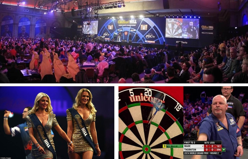 Image result for darts on tv